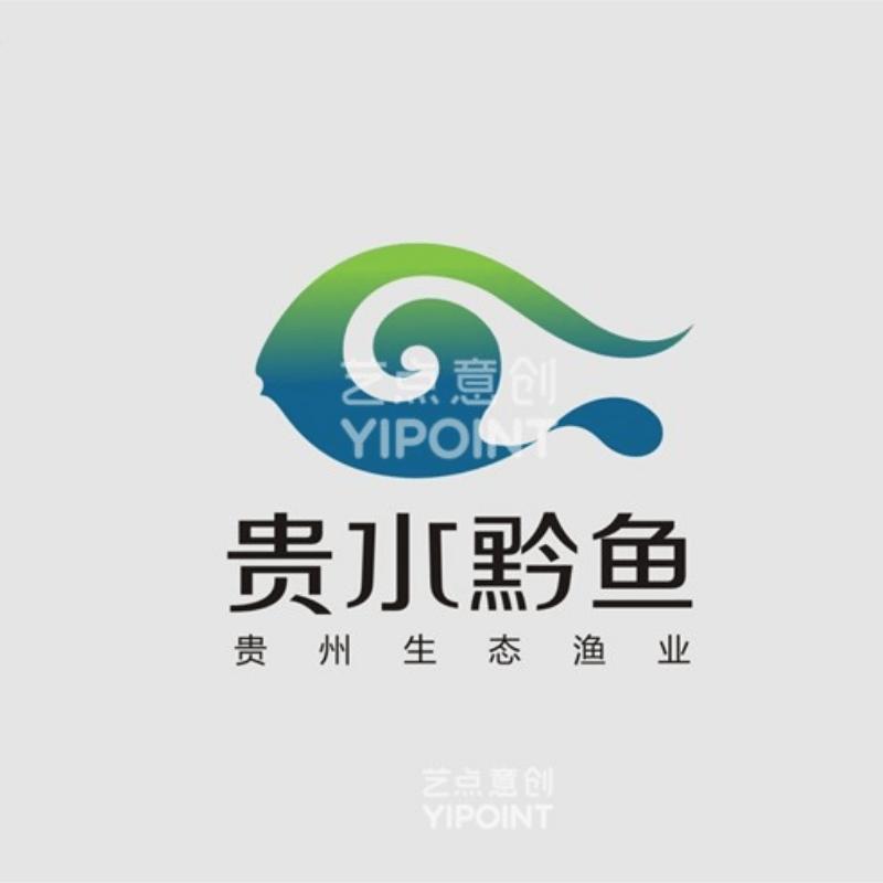 貴州黔魚農產品品牌海報設計