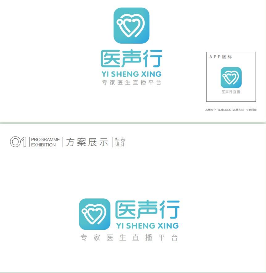 盛世岐黄医生集团(深圳)有限公司品牌logo设计