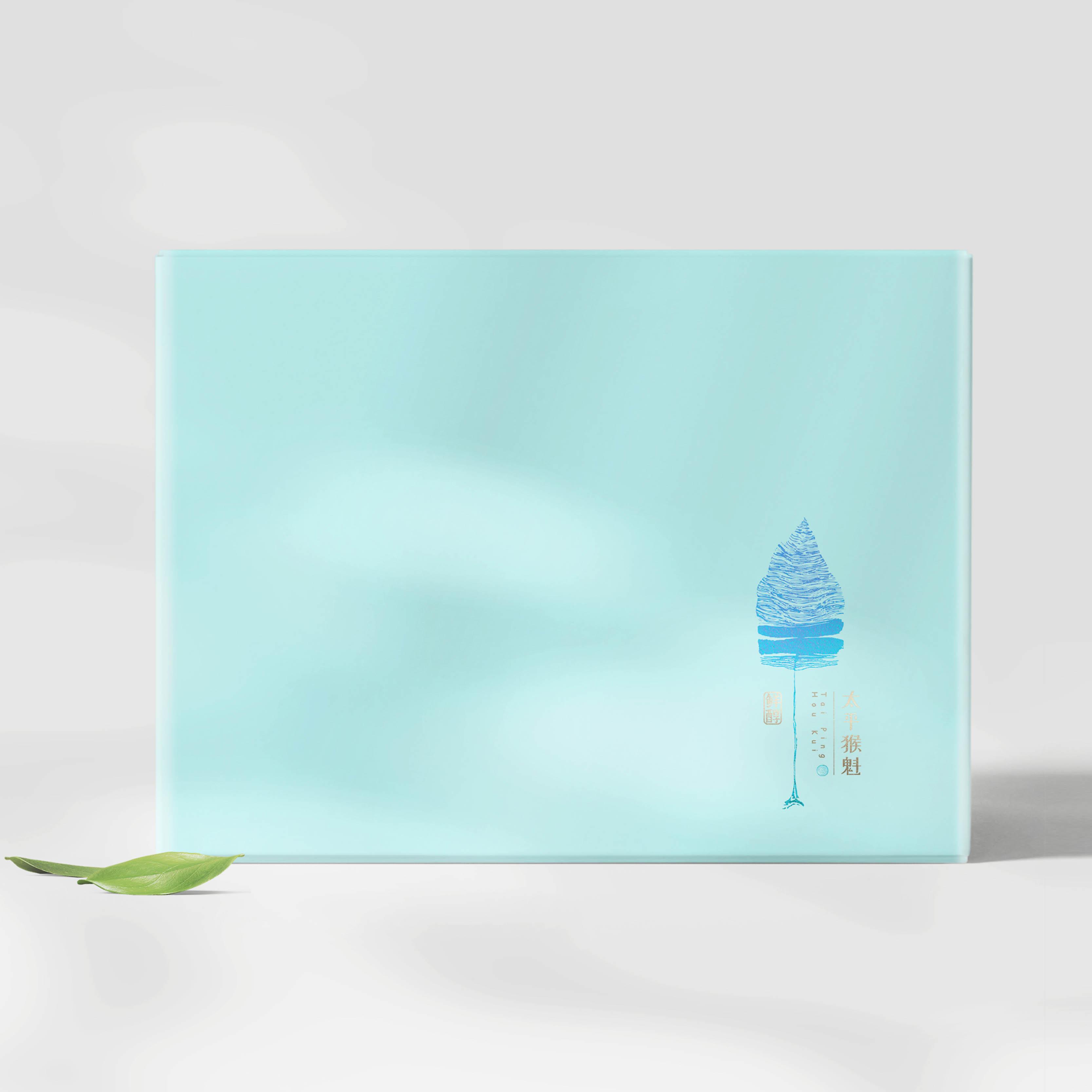 太平猴魁食品包装盒设计