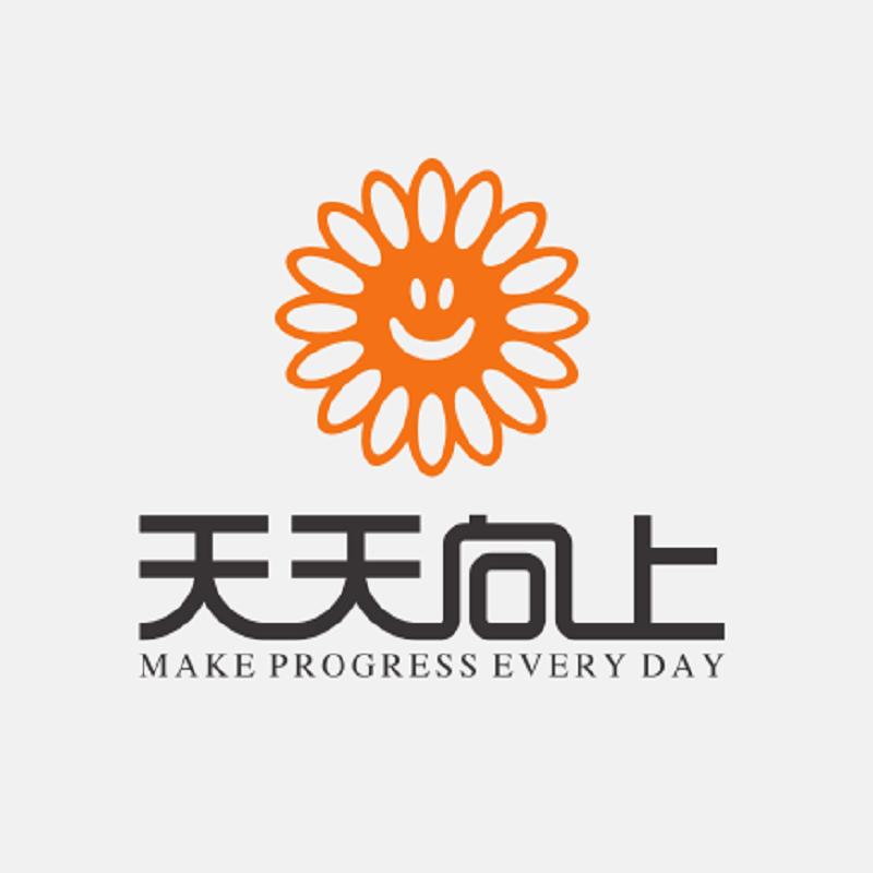 天天向上教育logo设计
