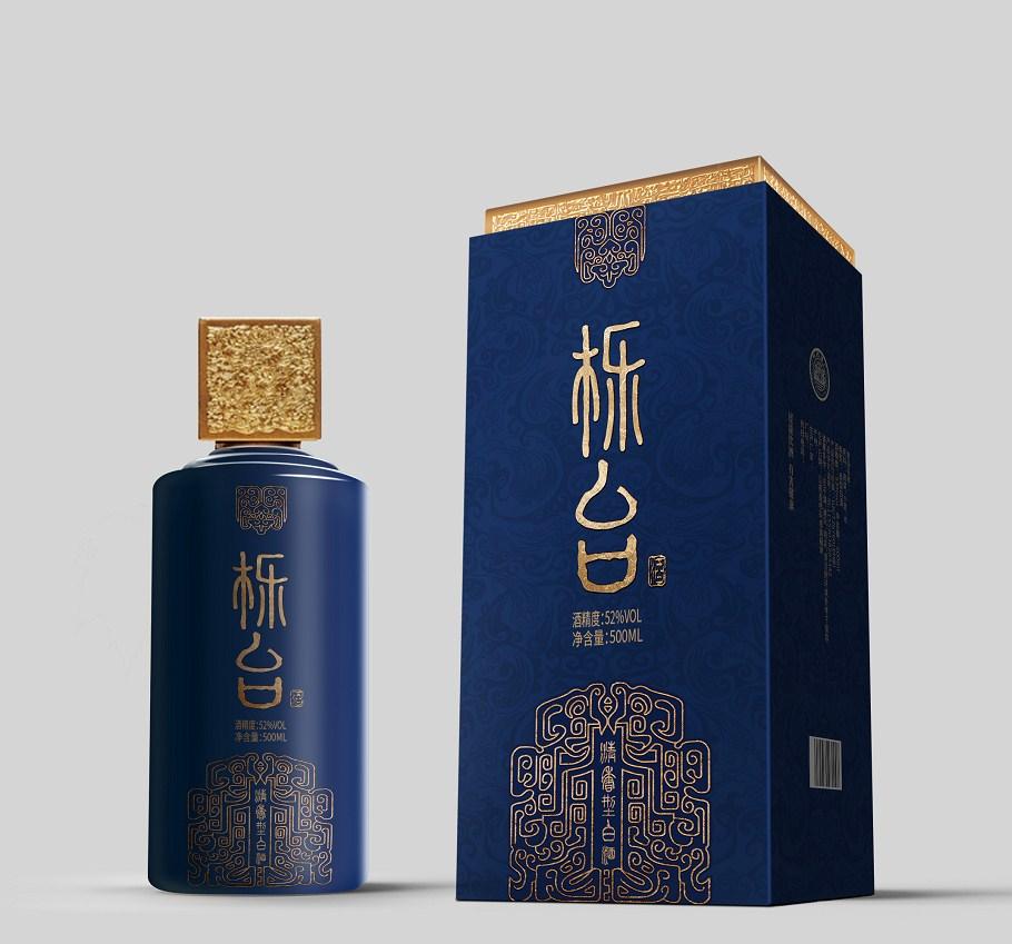 櫟臺酒水包裝設計
