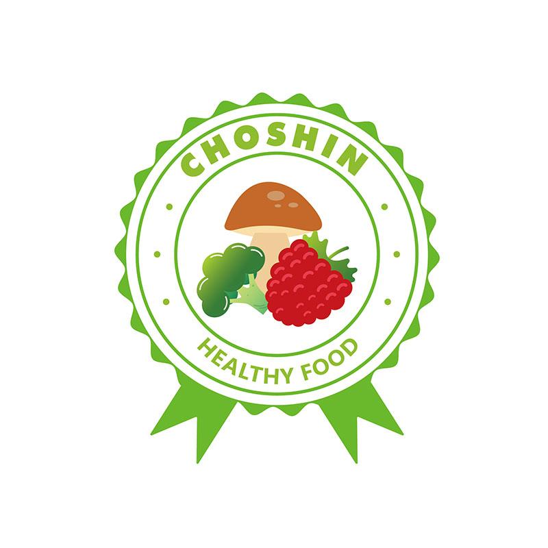 朝欣農產品LOGO設計
