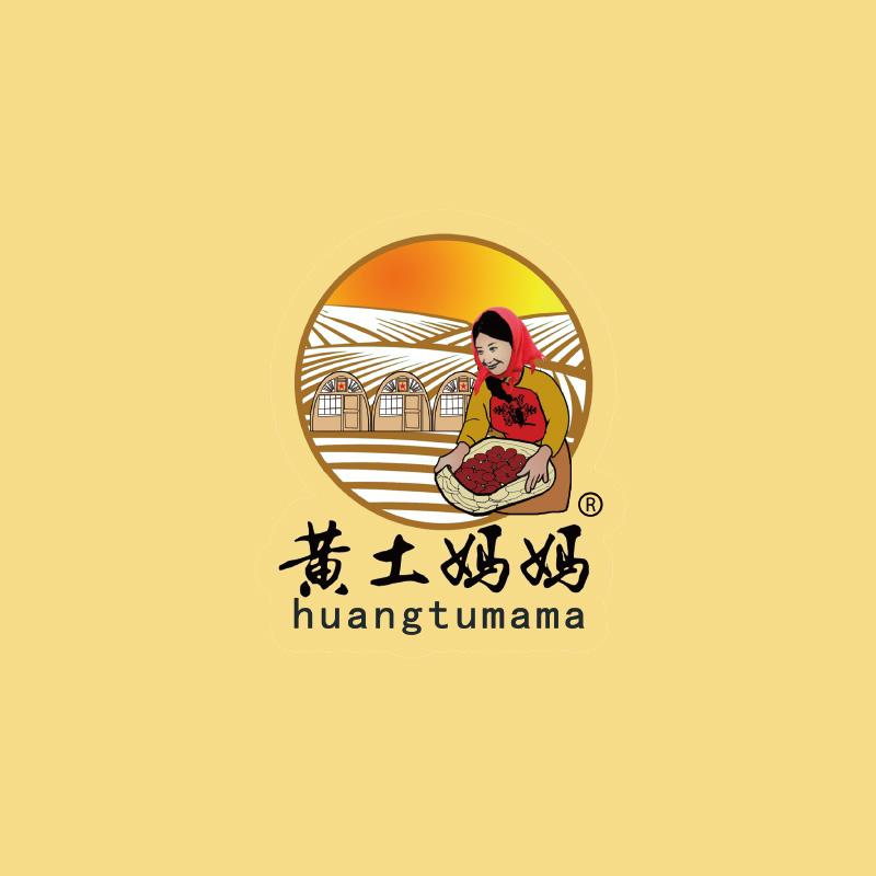 黃土媽媽米脂小米包裝設計