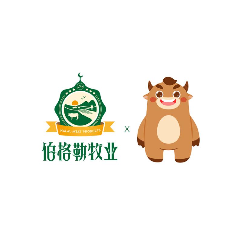 云南伯格勒牧业品牌形象输出