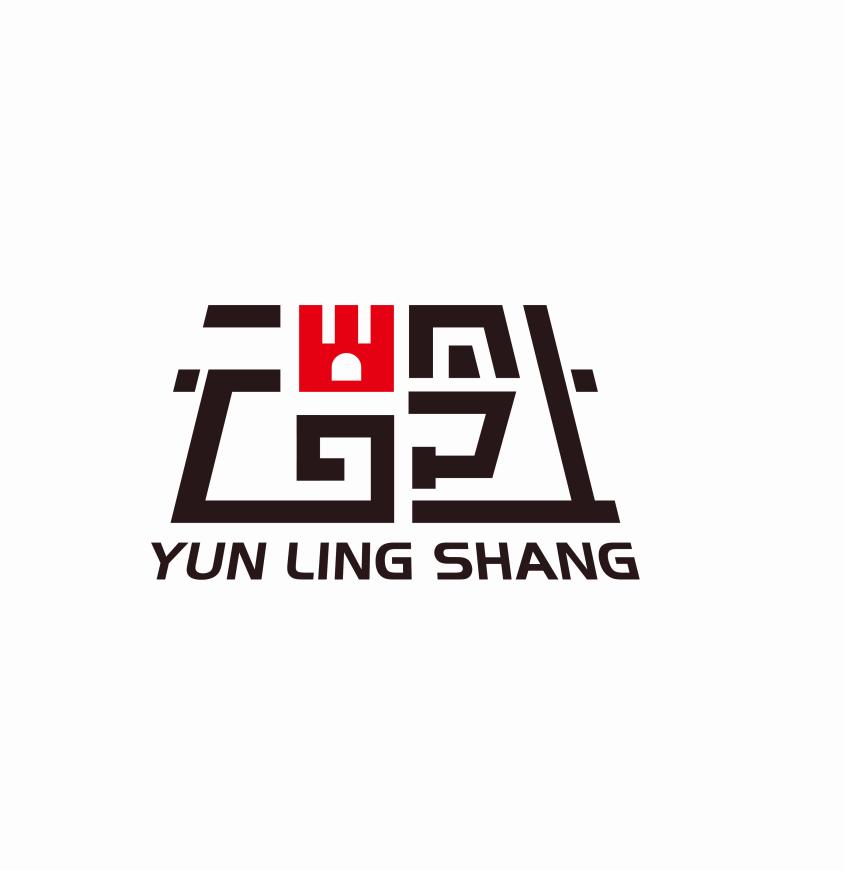 云嶺上旅游品牌LOGO設計