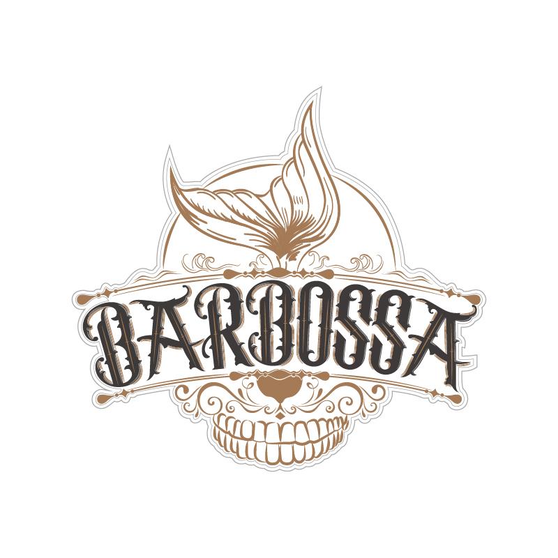 巴博萨朗姆酒logo设计
