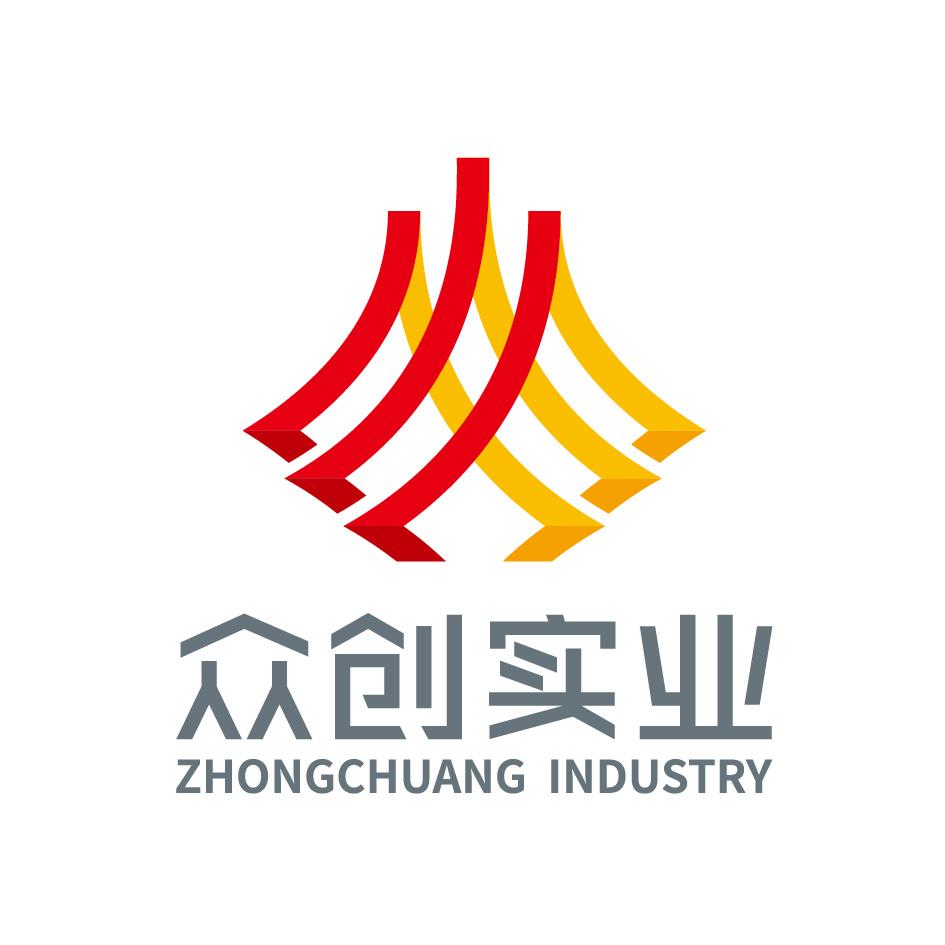 众创实业logo设计
