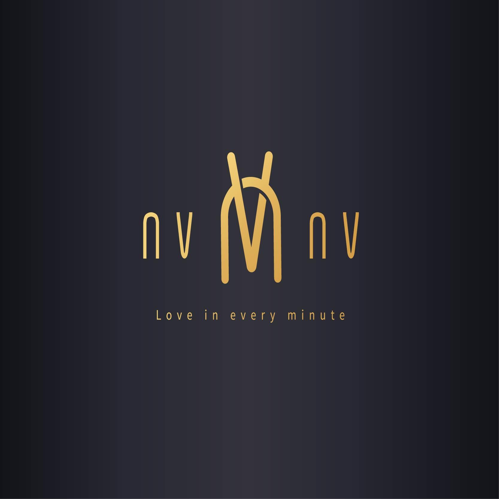NVNV轻塑内衣品牌LOGO设计