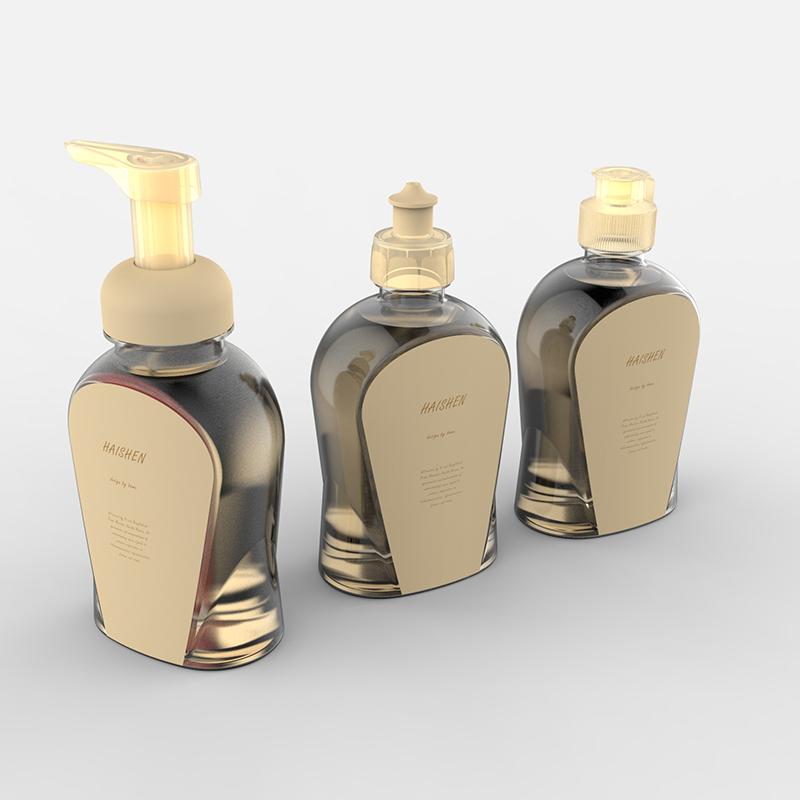 海生日用品瓶型設計